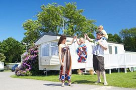 Family Caravan Holidays in Sussex