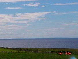 View over Moray Firth