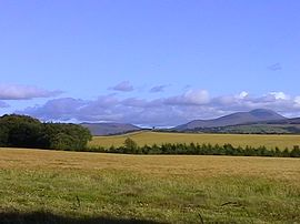 View towards Skiddaw