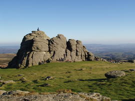 Haytor on Dartmoor