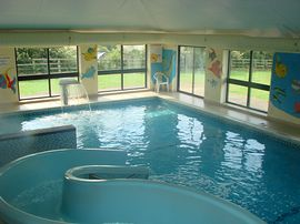 Crows nest caravan park filey north yorkshire on for Scarborough campsites with swimming pool