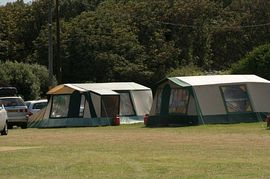 Eurotents at Overstrand